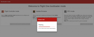 Category:Drones/Flight-Controller/Firmware/FlightOne - aldeid